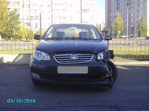 BYD F3, 2008 год, 68 000 руб.