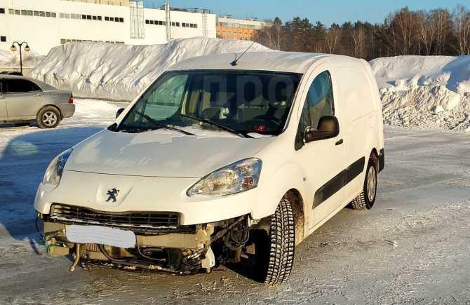Peugeot Partner, 2013 год, 295 000 руб.