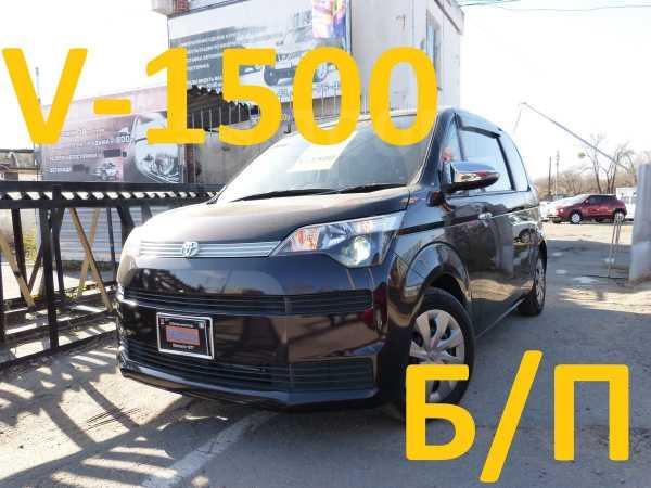 Toyota Spade, 2015 год, 565 000 руб.
