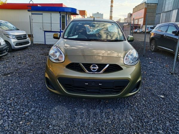 Nissan March, 2016 год, 430 000 руб.