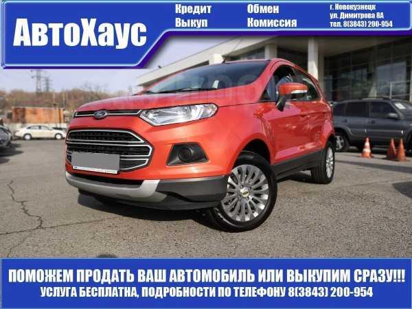 Ford EcoSport, 2014 год, 680 000 руб.