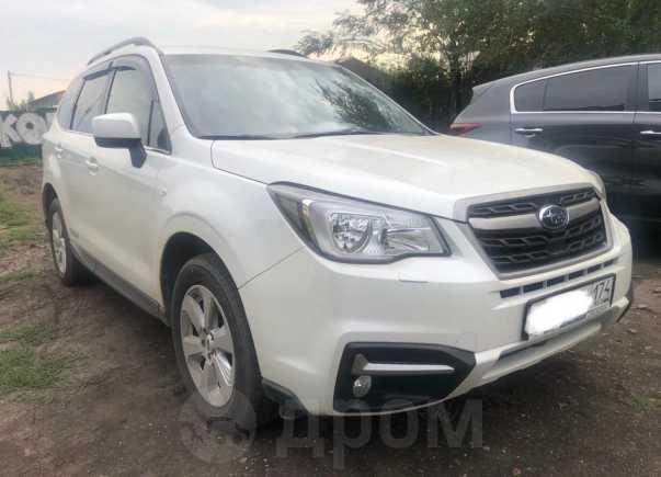 Subaru Forester, 2017 год, 1 500 000 руб.