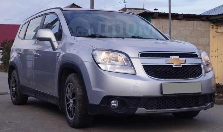 Chevrolet Orlando, 2012 год, 569 000 руб.