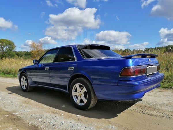 Toyota Mark II, 1991 год, 300 000 руб.