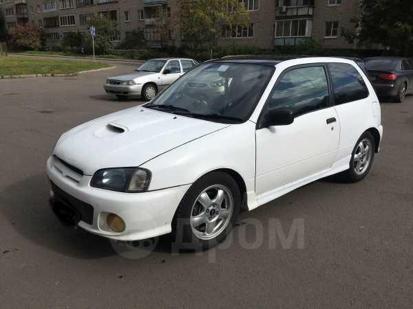 Toyota Starlet, 1999 год, 230 000 руб.