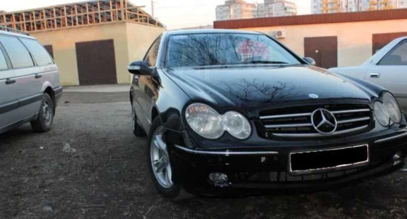 Mercedes-Benz CLK-Class, 2004 год, 411 000 руб.