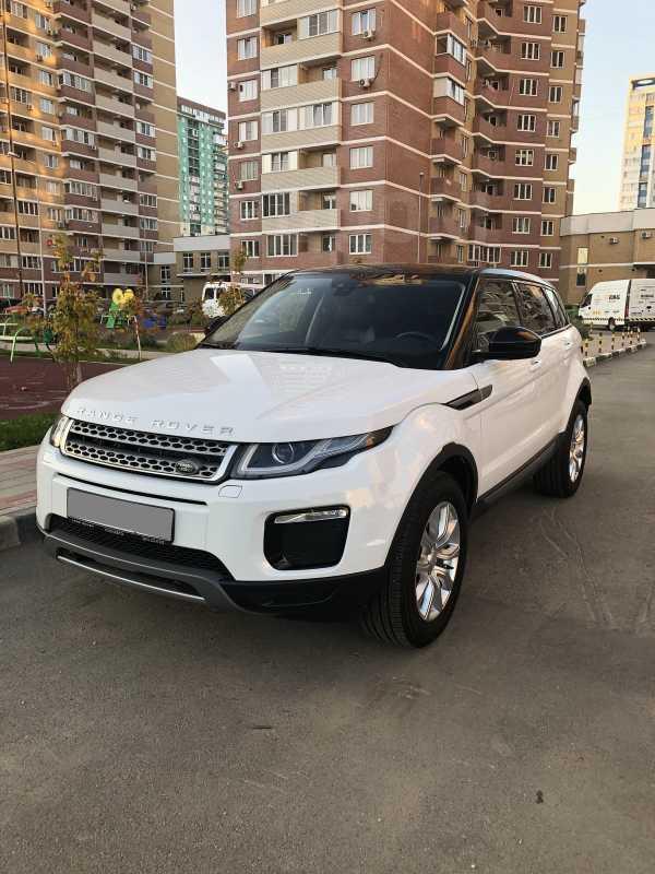 Land Rover Range Rover Evoque, 2018 год, 2 520 000 руб.