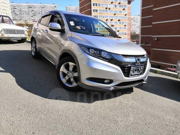 Honda Vezel, 2015 год, 1 185 000 руб.