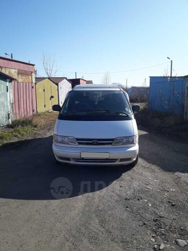 Toyota Estima, 1999 год, 350 000 руб.