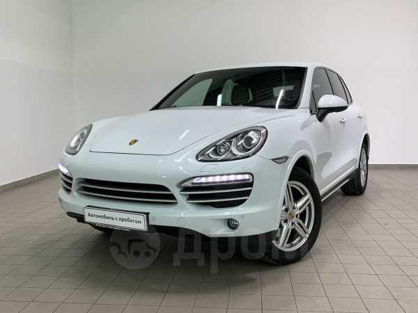 Porsche Cayenne, 2014 год, 2 499 000 руб.