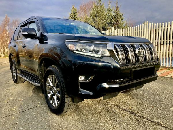 Toyota Land Cruiser Prado, 2018 год, 3 050 000 руб.