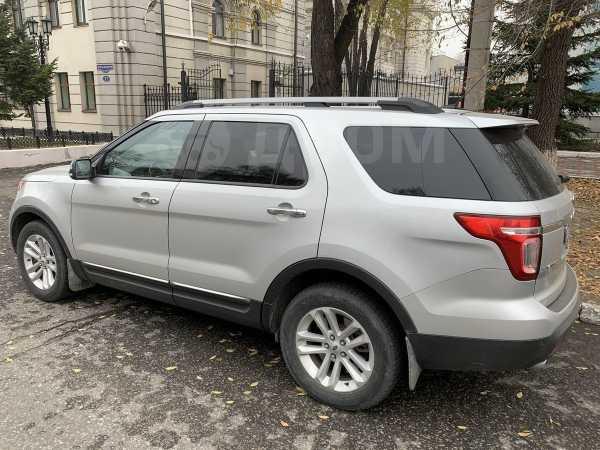 Ford Explorer, 2013 год, 1 190 000 руб.