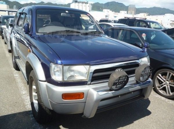 Toyota Hilux Surf, 1996 год, 390 000 руб.