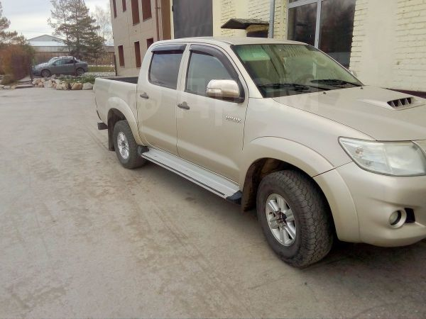 Toyota Hilux Pick Up, 2013 год, 970 000 руб.