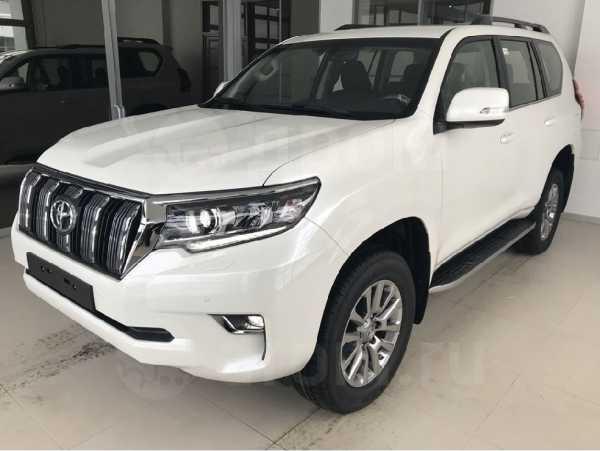 Toyota Land Cruiser Prado, 2019 год, 3 849 000 руб.