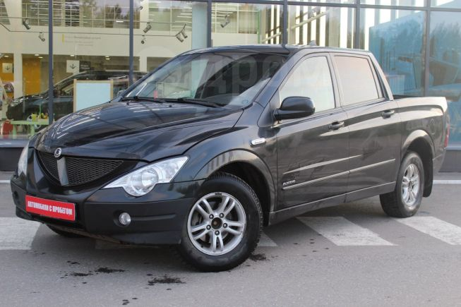 SsangYong Actyon Sports, 2010 год, 280 000 руб.