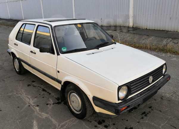 Volkswagen Golf, 1990 год, 65 000 руб.