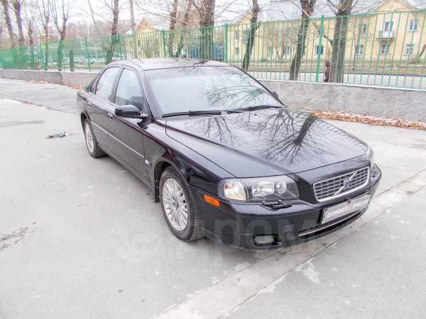 Volvo S80, 2005 год, 430 000 руб.