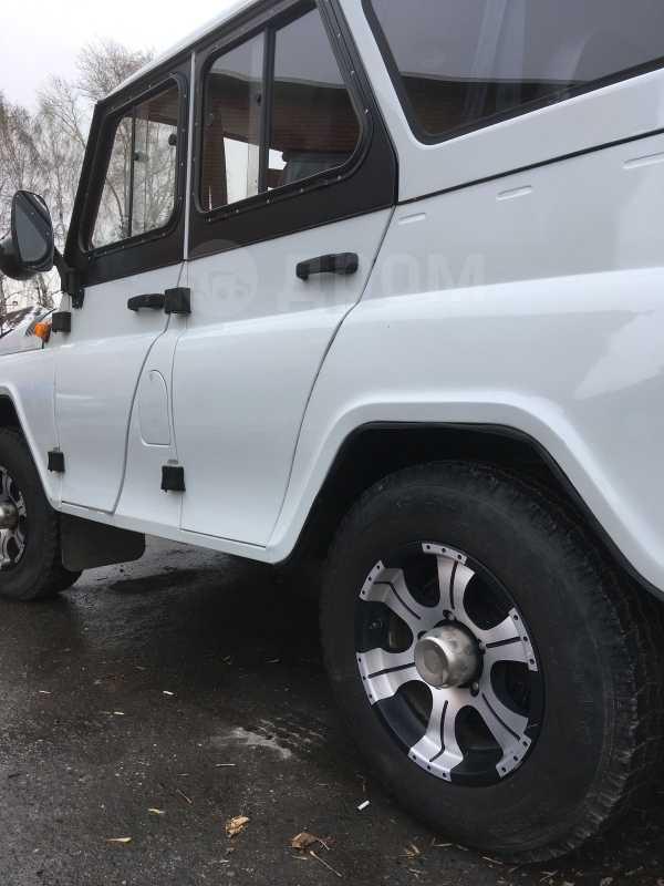 УАЗ Хантер, 2016 год, 500 000 руб.