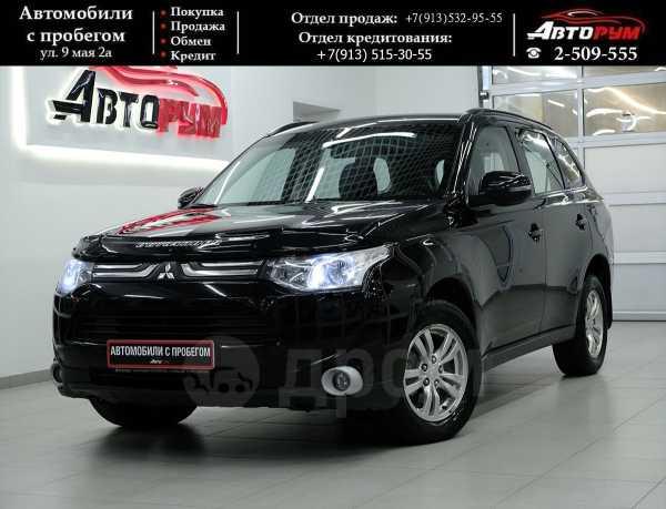Mitsubishi Outlander, 2012 год, 917 000 руб.
