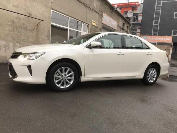 Toyota Camry, 2017 год, 1 445 000 руб.