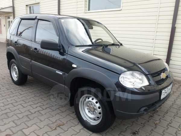 Chevrolet Niva, 2011 год, 316 000 руб.