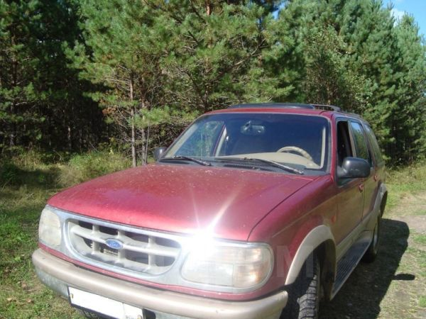 Ford Explorer, 1997 год, 280 000 руб.