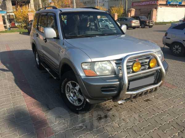 Mitsubishi Montero, 2001 год, 420 000 руб.