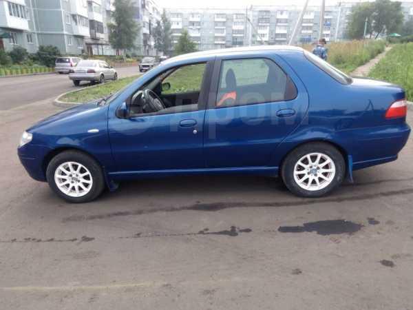 Fiat Albea, 2007 год, 189 990 руб.