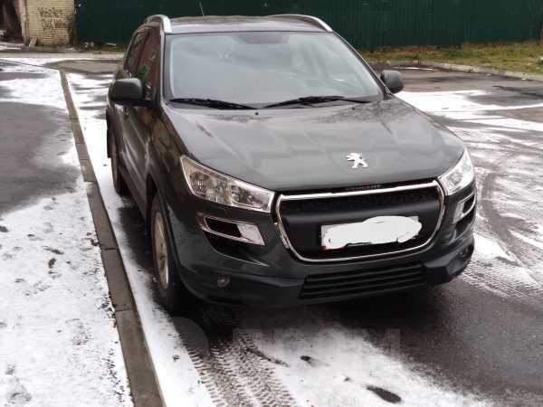 Peugeot 4008, 2012 год, 740 000 руб.
