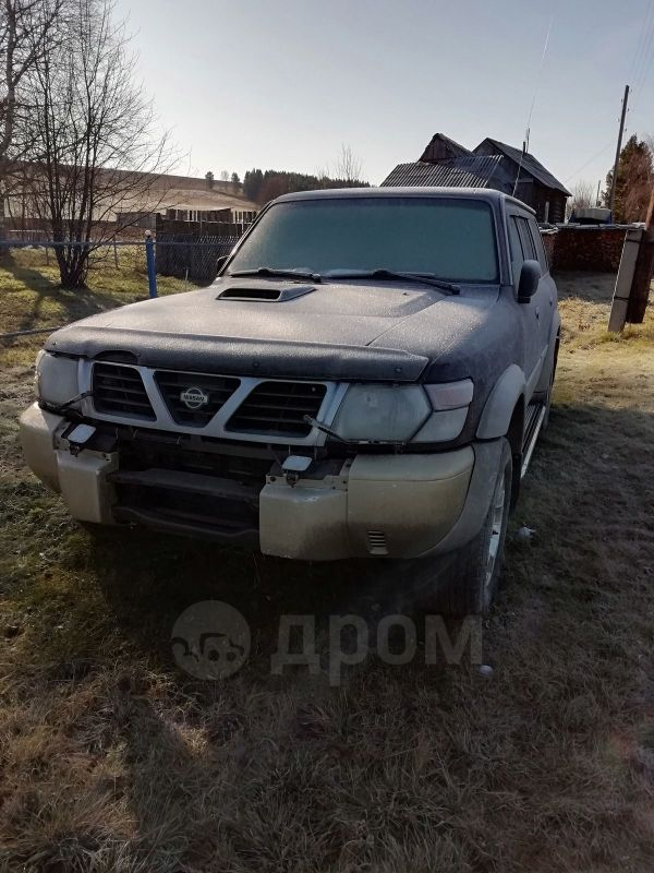 Nissan Patrol, 2000 год, 340 000 руб.