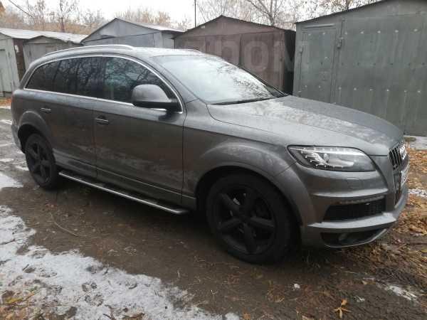 Audi Q7, 2015 год, 2 180 000 руб.