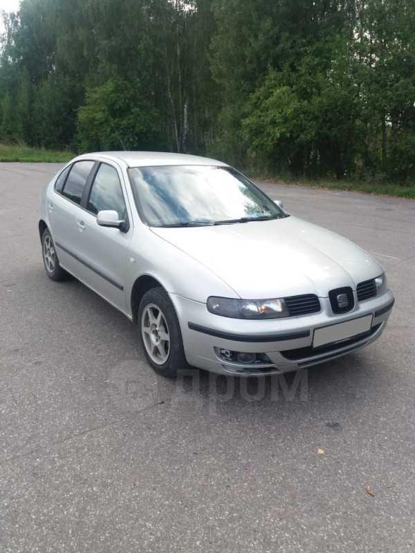 SEAT Leon, 2002 год, 210 000 руб.