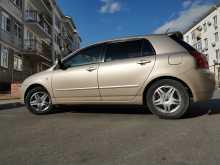 Геленджик Corolla Runx 2003