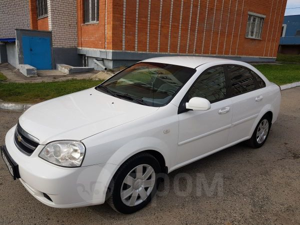 Chevrolet Lacetti, 2009 год, 308 000 руб.