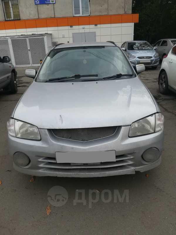 Mazda Familia S-Wagon, 1998 год, 99 000 руб.