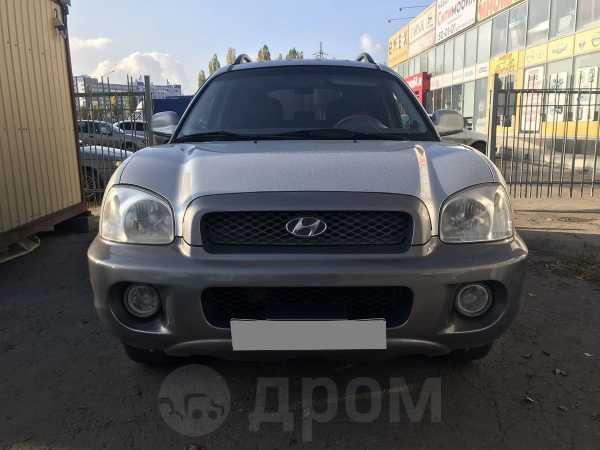 Hyundai Santa Fe, 2004 год, 389 000 руб.