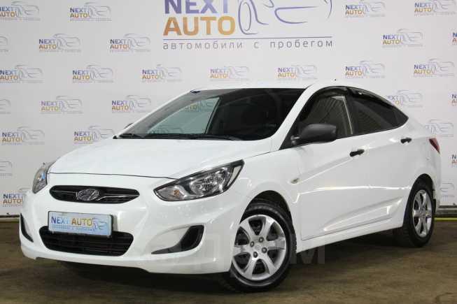 Hyundai Solaris, 2014 год, 447 000 руб.