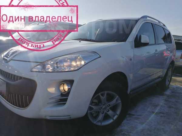 Peugeot 4007, 2011 год, 799 000 руб.