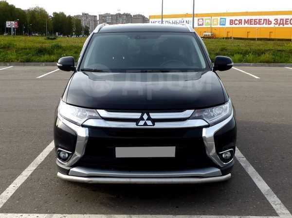 Mitsubishi Outlander, 2016 год, 1 500 000 руб.