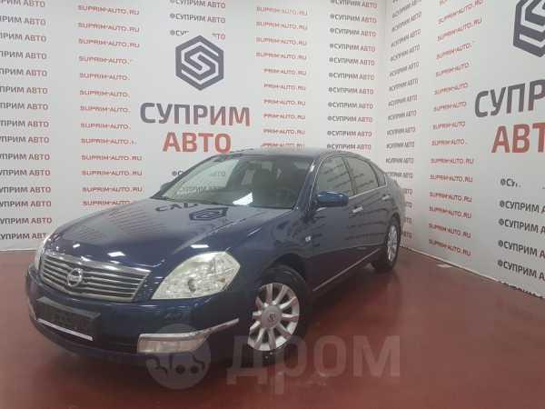 Nissan Teana, 2007 год, 515 000 руб.