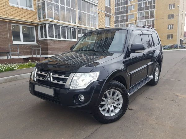 Mitsubishi Pajero, 2012 год, 1 270 000 руб.