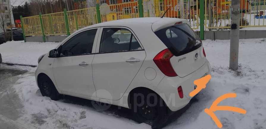 Kia Picanto, 2014 год, 450 000 руб.