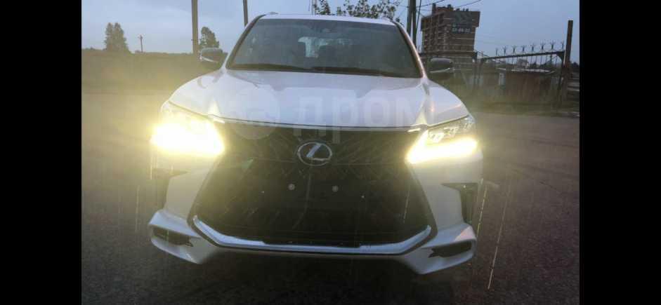 Lexus LX570, 2019 год, 7 544 000 руб.
