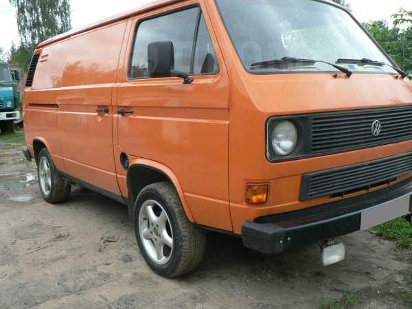 Volkswagen Transporter, 1986 год, 340 000 руб.