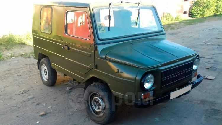ЛуАЗ ЛуАЗ, 1989 год, 150 000 руб.