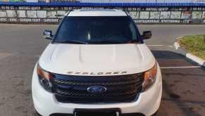 Владикавказ Ford Explorer 2014