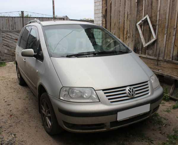 Volkswagen Sharan, 2002 год, 315 000 руб.