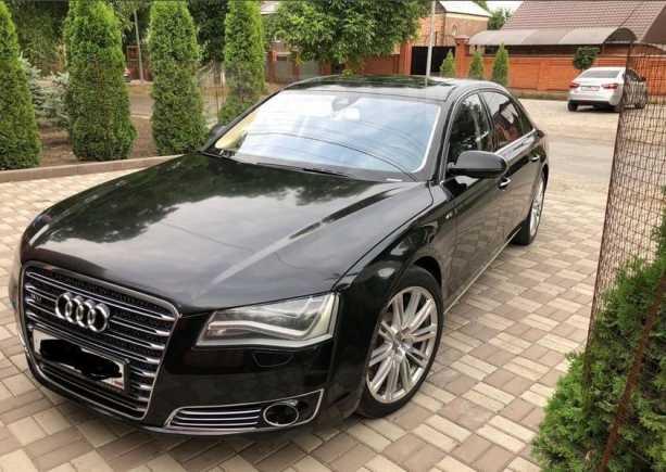 Audi A8, 2011 год, 1 100 000 руб.