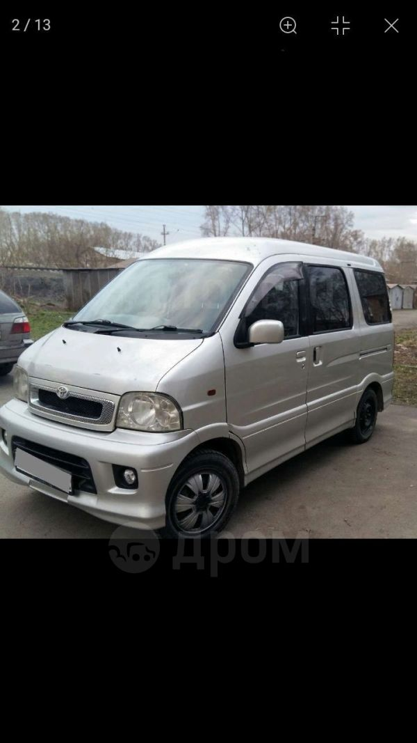 Toyota Sparky, 2000 год, 180 000 руб.
